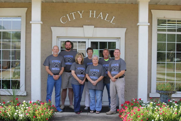 Saltillo City Administration City Hall